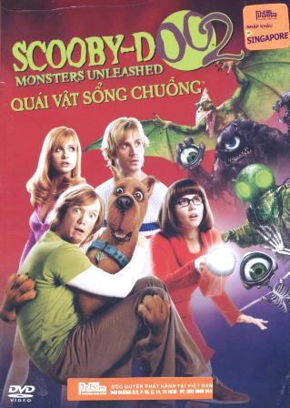 Scooby Doo 2- Quái Vật Xổng Chuồng