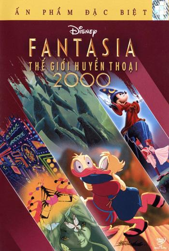 Thế Giới Huyền Thoại 2000 - Fantasia